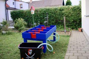 Wasserspiele-Garten